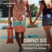 lightweight skyshade weighs 4 pounds and fits in carry bag image number 1