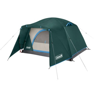 Skydome™ 2-Person Camping Tent with Full-Fly Vestibule, Evergreen