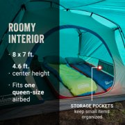 Skydome™ 4-Person Camping Tent with Full-Fly Vestibule, Evergreen image number 5