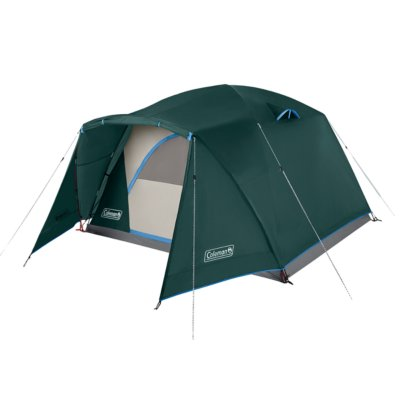 Skydome™ 6-Person Camping Tent with Full-Fly Vestibule, Evergreen