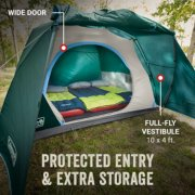 Skydome™ 6-Person Camping Tent with Full-Fly Vestibule, Evergreen image number 2