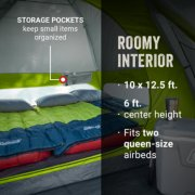 sky dome roomy interior and storage pockets image number 5