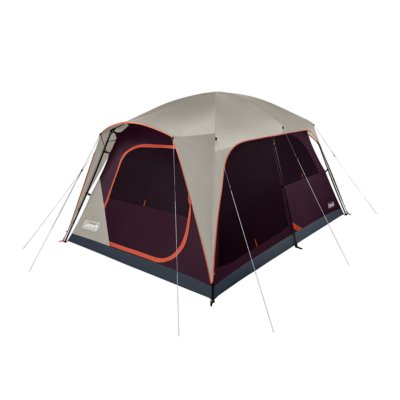 Skylodge™ 8-Person Camping Tent, Blackberry