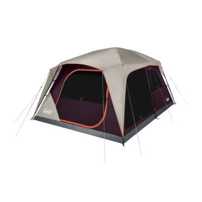 Skylodge™ 12-Person Camping Tent, Blackberry