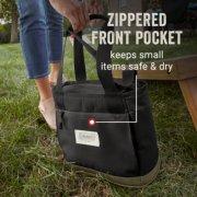 zippered front pocket image number 3