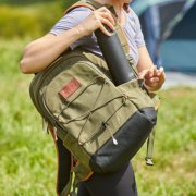 soft cooler backpack in use image number 6