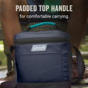 padded top handle for comfortable carrying image number 1