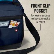 expand soft cooler front slip pocket image number 2