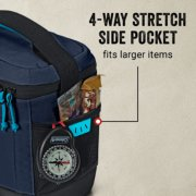4 way stretch side pocket fits larger items image number 5