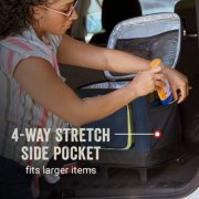 soft cooler has 4 way stretch side pocket image number 5