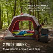 Skylodge™ 6-Person Instant Camping Tent, Blackberry image number 3