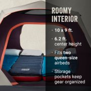 Skylodge™ 6-Person Instant Camping Tent, Blackberry image number 4