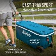 316 Series™ 100-Quart Wheeled Cooler image number 2