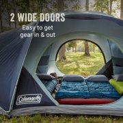 Skydome™ 10-Person Camping Tent XL, Blue Nights image number 4