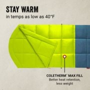 Kompact™ 40°F Big & Tall Contour Sleeping Bag image number 1