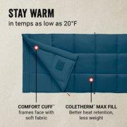 Kompact™ 20°F Rectangle Sleeping Bag image number 1