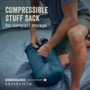 Kompact™ 20°F Rectangle Sleeping Bag image number 2