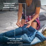 Kompact™ 20°F Rectangle Sleeping Bag image number 3