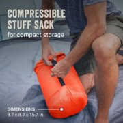 Kompact™ 40°F Rectangle Sleeping Bag image number 2