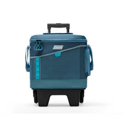 SPORTFLEX™ 42-Can Soft Cooler with Wheels, Ocean