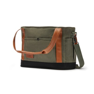 1900 Collection™ 30-Can Soft Cooler Tote, Olive