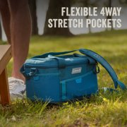 soft cooler has flexible 4 way stretch pockets image number 2