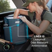 liner is leakproof odor resistant and antimicrobial image number 6