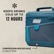 soft cooler keeps drinks cold up to 12 hours image number 1
