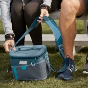sport flex 9 can soft cooler in use image number 5