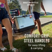 Reunion™ 54-Quart Steel Belted® Stainless Steel Cooler image number 2