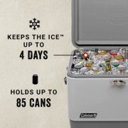 cooler keeps the ice up to 4 days holds 85 cans image number 5