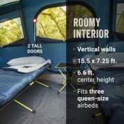 Sunlodge tent interior blue image number 2