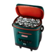 42-Can High-Performance Leak-Proof Soft Cooler with Wheels, Evergreen image 4