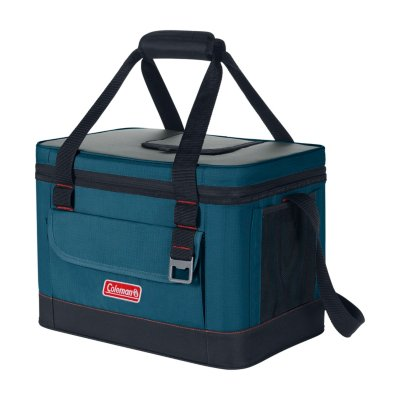 30-Can Portable Soft Cooler, Space Blue