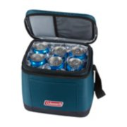 9-Can Portable Soft Cooler, Space Blue image 4