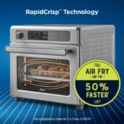 Oster® Digital RapidCrisp™ Air Fryer Oven, 9-Function Countertop Oven with Convection image number 1