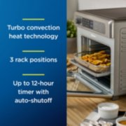 Oster® Digital RapidCrisp™ Air Fryer Oven, 9-Function Countertop Oven with Convection image number 5