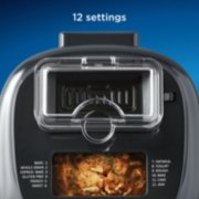 Stainless steel bread maker settings image number 2
