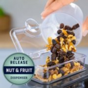 Bread maker with auto release nut and fruit dispenser image number 3