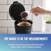 Mr. Coffee® Iced™ Coffee Maker with Reusable Tumbler, Stainless Steel Straws, and Gold-Tone Coffee Filter image number 2