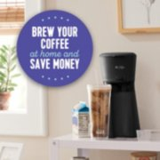 Mr. Coffee® Iced™ Coffee Maker with Reusable Tumbler and Coffee Filter image number 3