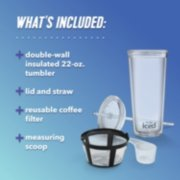 Mr. Coffee® Iced™ Coffee Maker with Reusable Tumbler and Coffee Filter image number 5