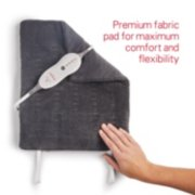Premium Standard Size Heating Pad with Compact Storage image number 6