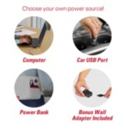 chose your own power source with your heating pad image number 3