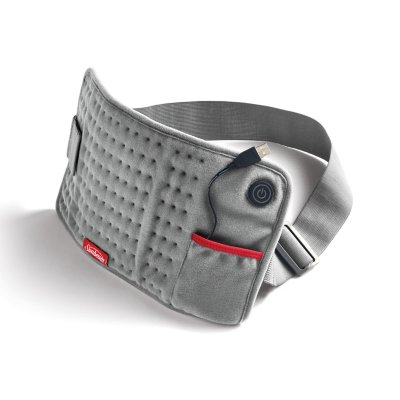 GoHeat™ USB Powered Heating Pad, Gray