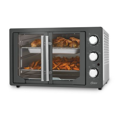 Oster® Manual French Door Air Fry Oven