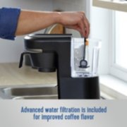 Mr. Coffee® Pod + 10-Cup Space-Saving Combo Brewer image number 5