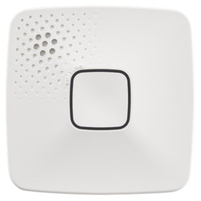 Wi-Fi Photoelectric Smoke and Carbon Monoxide Alarm with 10-Year Battery