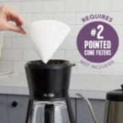Mr. Coffee® At-Home Pour Over Brewer and Kettle image number 2