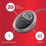 Sunbeam® Water Resistant Heated Mattress Pad with Premium Digital Display image number 1